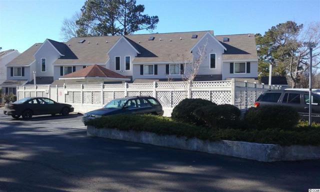 500 Fairway Village 4-D, Myrtle Beach, SC 29588 (MLS #1801070) :: James W. Smith Real Estate Co.