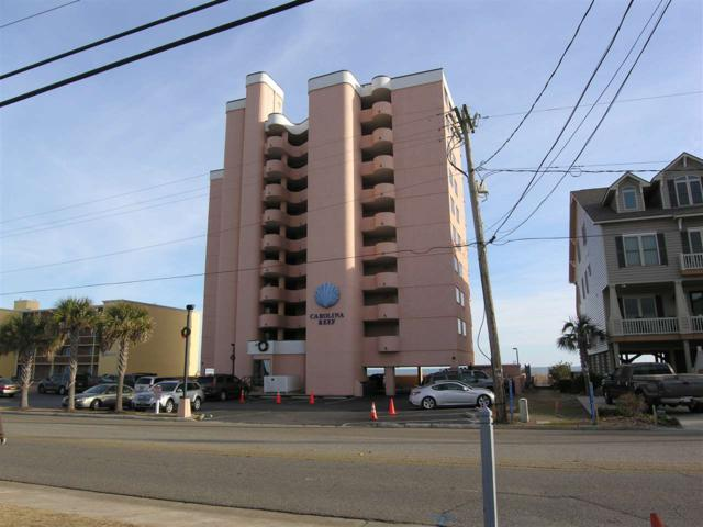 1501 S Ocean Blvd #403, North Myrtle Beach, SC 29582 (MLS #1801076) :: The Greg Sisson Team with RE/MAX First Choice