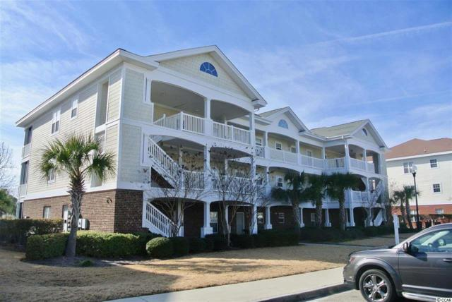6203 Catalina Dr #1321, North Myrtle Beach, SC 29582 (MLS #1801081) :: James W. Smith Real Estate Co.