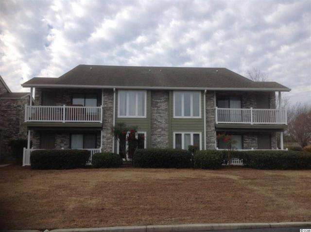 4709 Cobblestone Drive F6, Myrtle Beach, SC 29577 (MLS #1801082) :: The Greg Sisson Team with RE/MAX First Choice