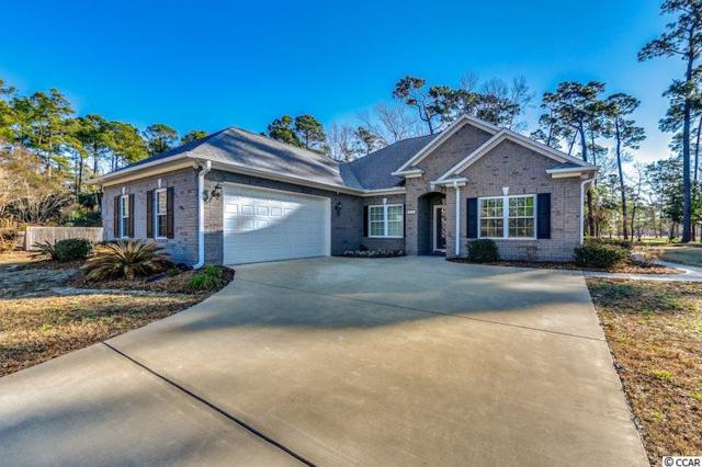 216 Green Lake Drive, Myrtle Beach, SC 29572 (MLS #1801087) :: The Greg Sisson Team with RE/MAX First Choice