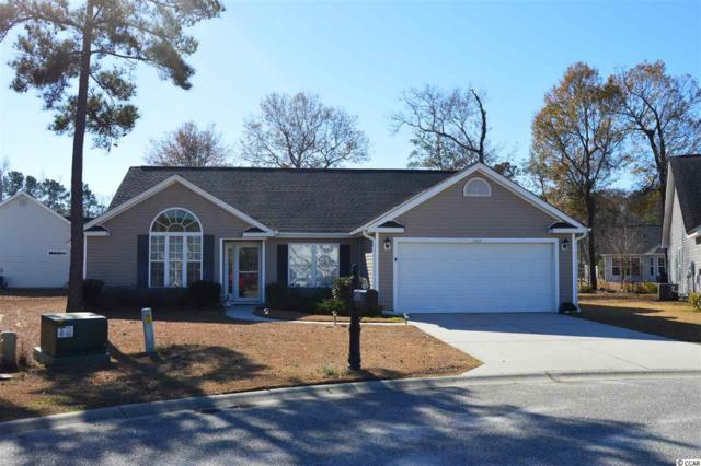 1505 Riley Court, Myrtle Beach, SC 29588 (MLS #1801117) :: The Litchfield Company