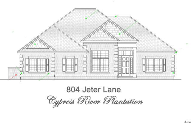 804 Jeter Ln, Myrtle Beach, SC 29588 (MLS #1801163) :: Myrtle Beach Rental Connections