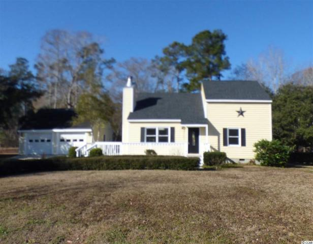 3582 Steamer Trace Rd, Conway, SC 29527 (MLS #1801165) :: The Litchfield Company