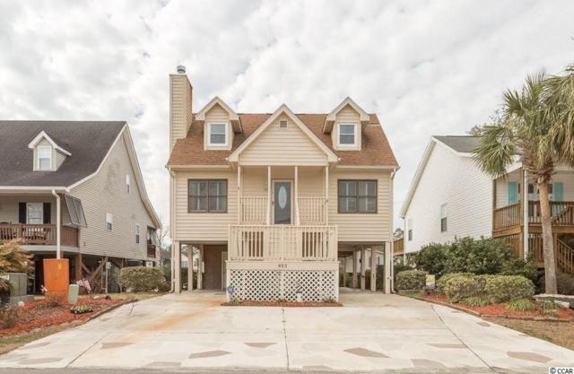 453 Bay Drive, Murrells Inlet, SC 29576 (MLS #1801168) :: Myrtle Beach Rental Connections