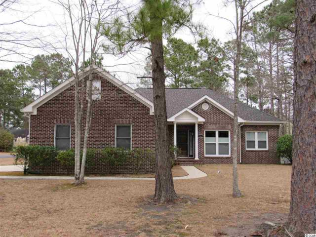 308 Sunnehanna Drive, Myrtle Beach, SC 29588 (MLS #1801172) :: Trading Spaces Realty