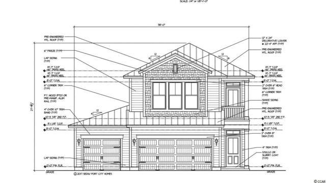102 Lake Pointe Drive, Garden City Beach, SC 29576 (MLS #1801179) :: The Litchfield Company