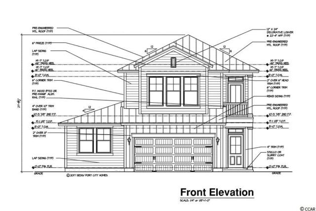 Lot 28 Lake Pointe Drive, Garden City Beach, SC 29576 (MLS #1801186) :: Trading Spaces Realty
