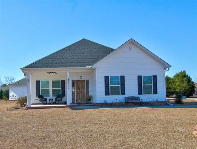 309 Adoniram Dr, Conway, SC 29526 (MLS #1801189) :: SC Beach Real Estate