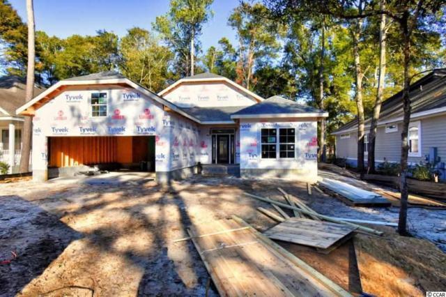 813 Morral Drive, North Myrtle Beach, SC 29582 (MLS #1801240) :: SC Beach Real Estate