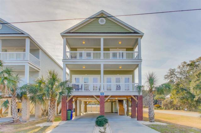 121-B 8th Avenue North, Surfside Beach, SC 29575 (MLS #1801260) :: Trading Spaces Realty