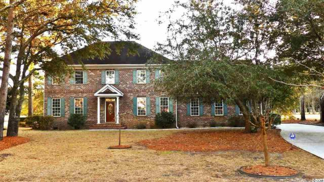 26 Wexford Lane, Pawleys Island, SC 29585 (MLS #1801294) :: Trading Spaces Realty