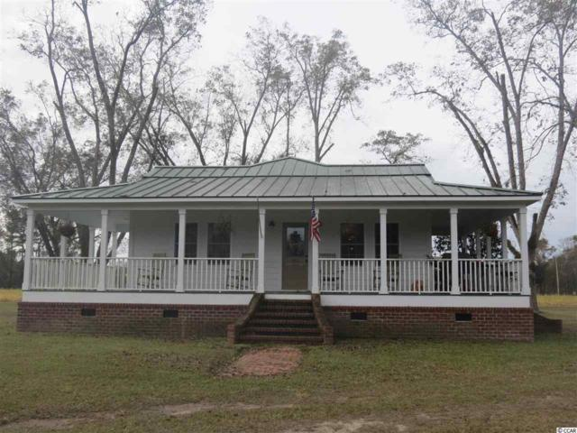 4823 Rose Hill Rd., Georgetown, SC 29440 (MLS #1801310) :: Trading Spaces Realty