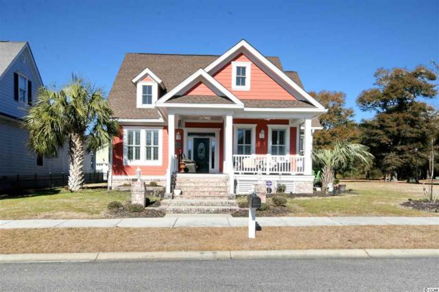 3611 Seabrook Avenue, North Myrtle Beach, SC 29582 (MLS #1801336) :: The Litchfield Company