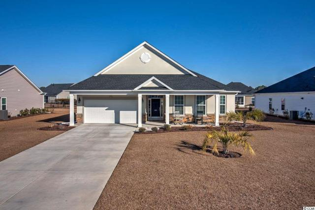 684 Harbor Bay Drive, Murrells Inlet, SC 29576 (MLS #1801368) :: Trading Spaces Realty
