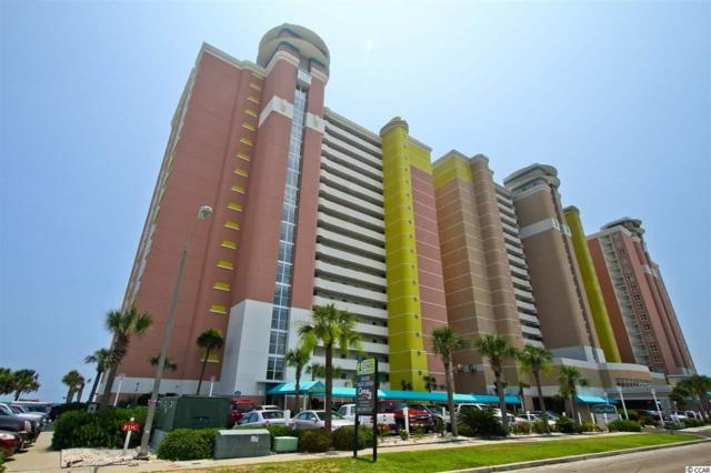 2801 S Ocean Blvd. #834, North Myrtle Beach, SC 29582 (MLS #1801385) :: Trading Spaces Realty