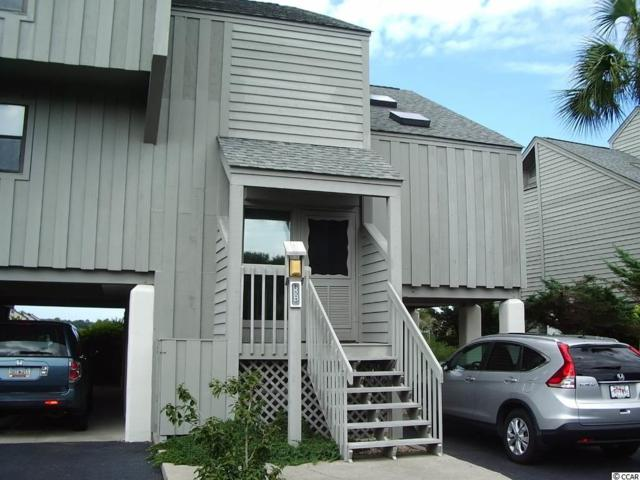 8-B Pelican Watch, Interval 11, 4 Wks/Yr, Pawleys Island, SC 29585 (MLS #1801388) :: Trading Spaces Realty