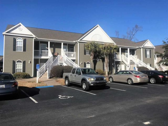 1125 Peace Pipe Place 7-101, Myrtle Beach, SC 29579 (MLS #1801395) :: Trading Spaces Realty