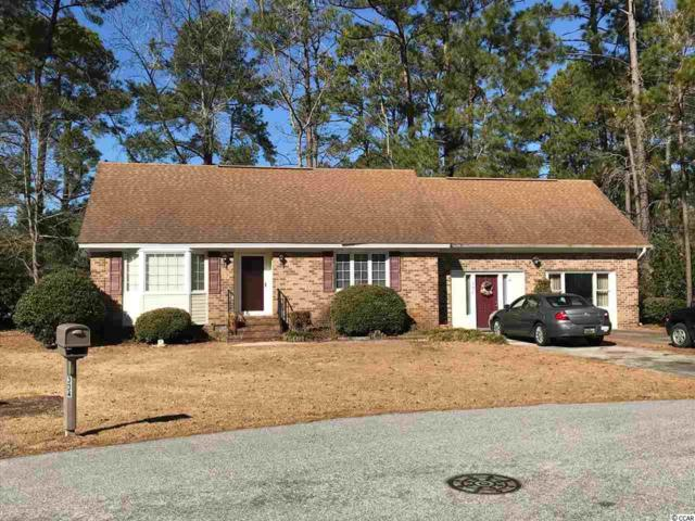 330 Red Fox Circle, Myrtle Beach, SC 29579 (MLS #1801441) :: Trading Spaces Realty