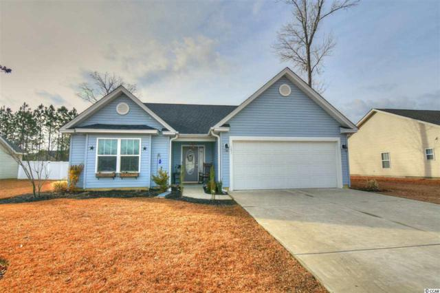 191 Leadoff Dr, Myrtle Beach, SC 29588 (MLS #1801450) :: Trading Spaces Realty