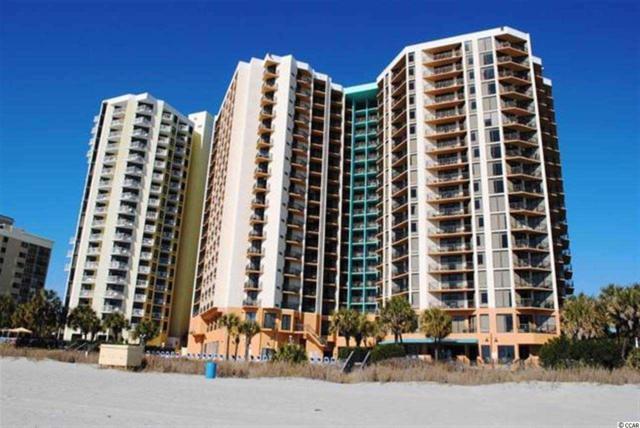 2710 N Ocean Blvd #1504, Myrtle Beach, SC 29577 (MLS #1801474) :: James W. Smith Real Estate Co.