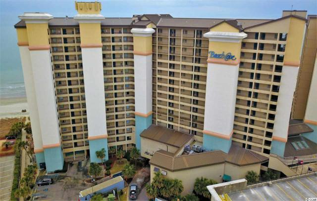 4800 S Ocean Boulevard #1402, North Myrtle Beach, SC 29582 (MLS #1801476) :: Myrtle Beach Rental Connections