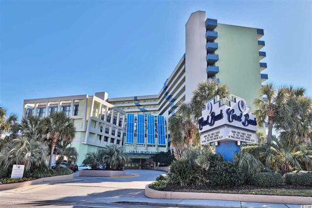 1105 S Ocean Blvd #554, Myrtle Beach, SC 29577 (MLS #1801480) :: The Hoffman Group