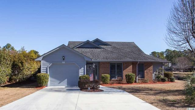102 Juneberry Lane, Conway, SC 29526 (MLS #1801481) :: Myrtle Beach Rental Connections