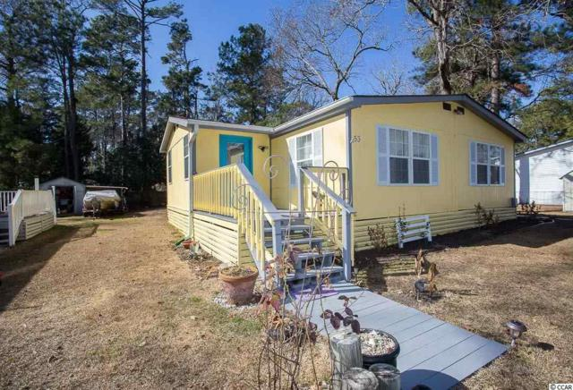 800 Columbia Dr. #53, Myrtle Beach, SC 29577 (MLS #1801490) :: The Hoffman Group