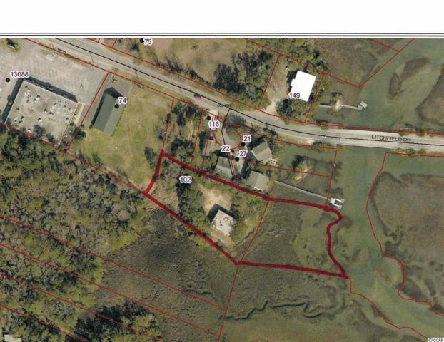 Lot 1 102 Litchfield Dr., Pawleys Island, SC 29585 (MLS #1801492) :: The Litchfield Company