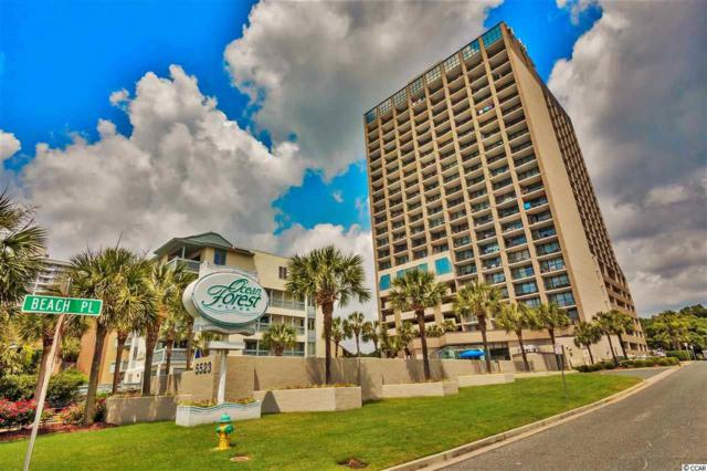 5523 N Ocean Blvd #1112, Myrtle Beach, SC 29577 (MLS #1801499) :: Trading Spaces Realty