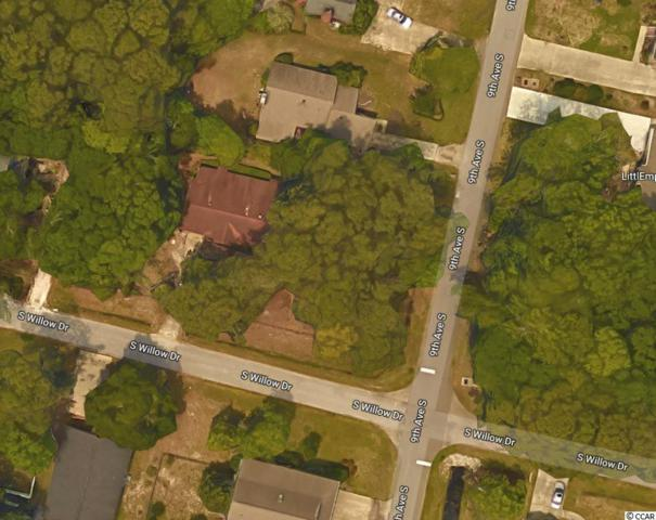 Lot 10 Willow Drive S & 9th Ave S, Surfside Beach, SC 29575 (MLS #1801594) :: Myrtle Beach Rental Connections
