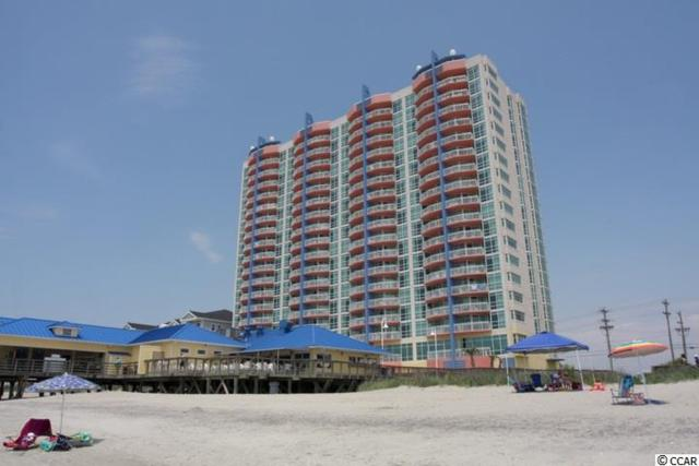 3500 N Ocean Boulevard #1207, North Myrtle Beach, SC 29582 (MLS #1801647) :: James W. Smith Real Estate Co.
