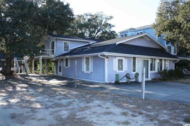 113 Woodland Drive, Murrells Inlet, SC 29576 (MLS #1801665) :: The Litchfield Company