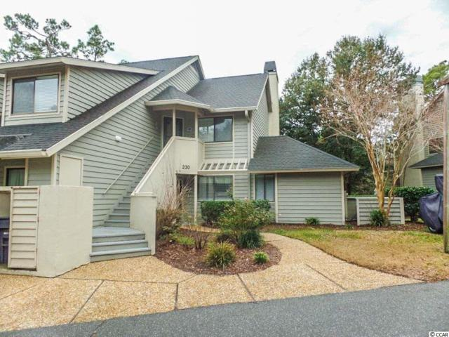 230 Westleton Drive 20-E, Myrtle Beach, SC 29572 (MLS #1801678) :: The HOMES and VALOR TEAM