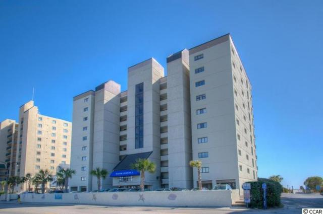 4619 S Ocean Blvd #501, North Myrtle Beach, SC 29582 (MLS #1801720) :: Silver Coast Realty
