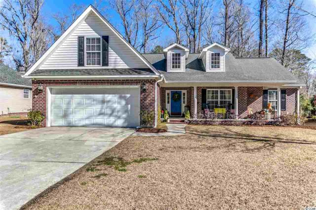 116 Creel St, Conway, SC 29527 (MLS #1801750) :: Myrtle Beach Rental Connections