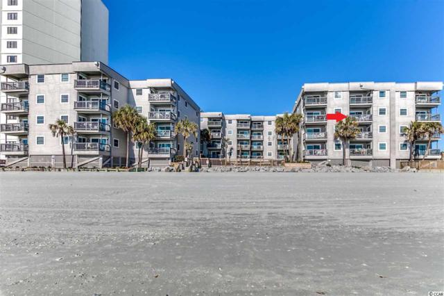 1310 N Waccamaw Dr, Unit 307 #307, Garden City Beach, SC 29576 (MLS #1801829) :: Sloan Realty Group