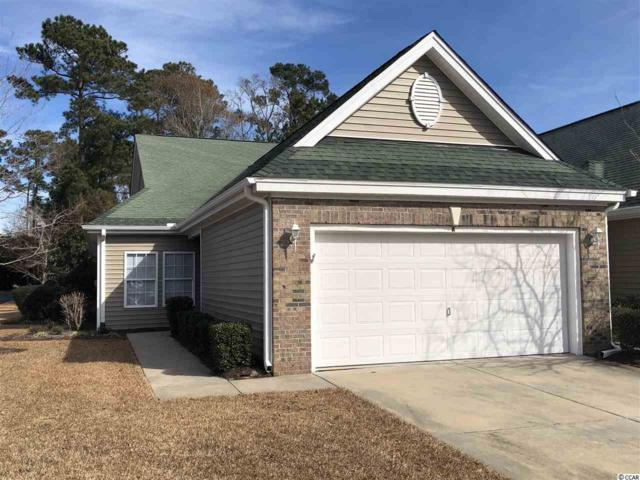 663 Pinehurst Lane 93A, Pawleys Island, SC 29585 (MLS #1801849) :: James W. Smith Real Estate Co.