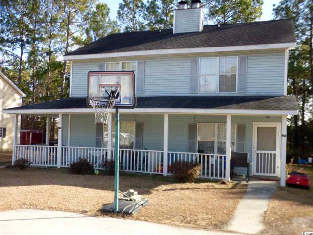 210 Plantation Rd, Myrtle Beach, SC 29588 (MLS #1801859) :: The Litchfield Company