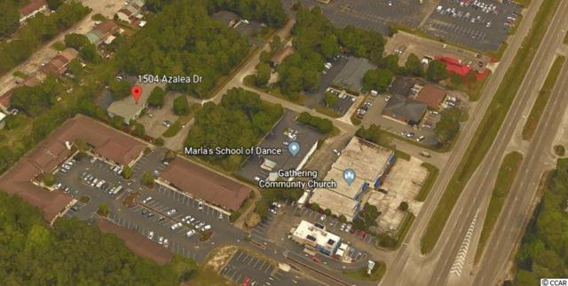 1504 Azalea Drive, Surfside Beach, SC 29575 (MLS #1801878) :: The Litchfield Company