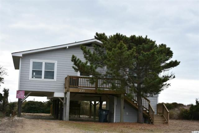 239 Ocean Blvd West, Holden Beach, NC 28462 (MLS #1801920) :: Myrtle Beach Rental Connections