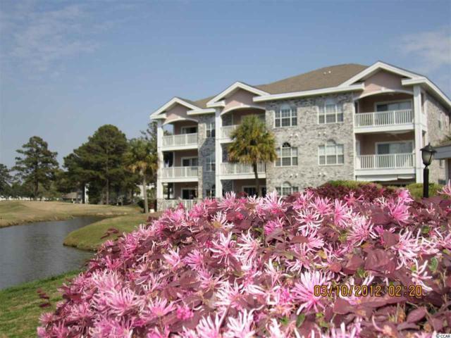 4737 Wild Iris Drive 302 #302, Myrtle Beach, SC 29577 (MLS #1801928) :: Trading Spaces Realty