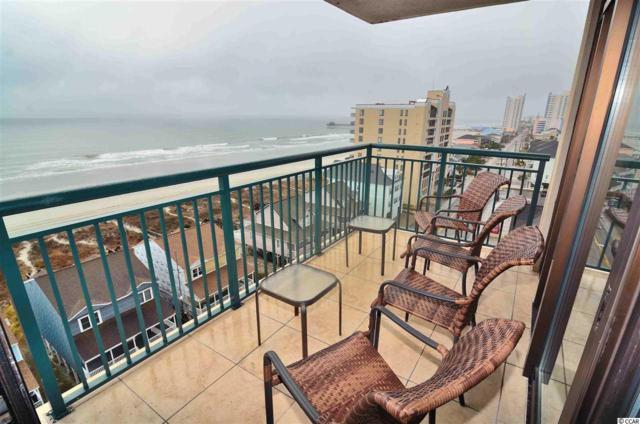 4103 N Ocean Blvd. #502, North Myrtle Beach, SC 28582 (MLS #1801948) :: Trading Spaces Realty