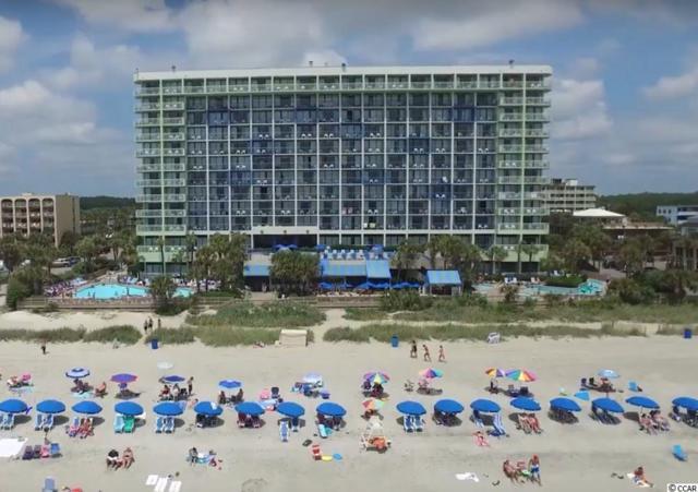 1105 S Ocean Blvd #636, Myrtle Beach, SC 29577 (MLS #1801963) :: James W. Smith Real Estate Co.