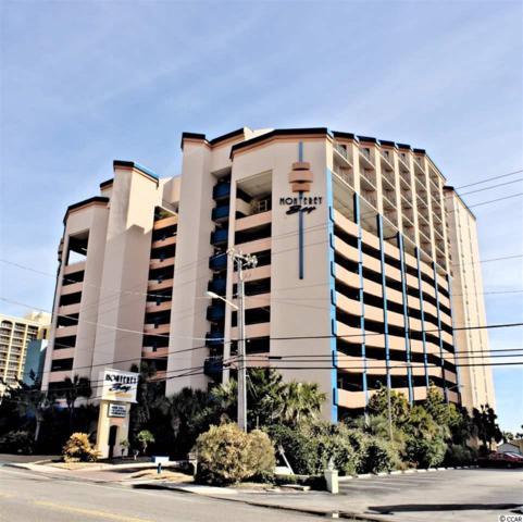 6804 N Ocean Blvd #1419, Myrtle Beach, SC 29572 (MLS #1801967) :: James W. Smith Real Estate Co.