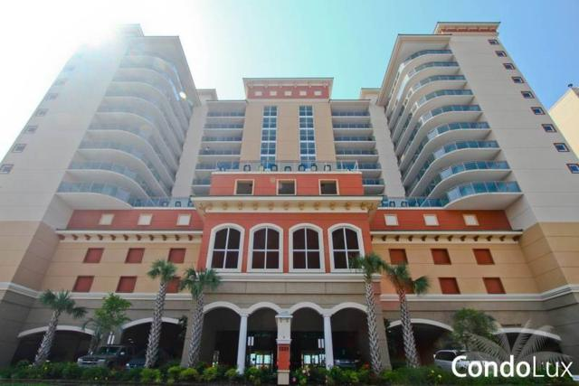 1321 S Ocean Blvd #909, North Myrtle Beach, SC 29582 (MLS #1801983) :: Trading Spaces Realty