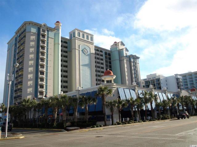 2311 S Ocean Blvd. #1150, Myrtle Beach, SC 29577 (MLS #1801994) :: Trading Spaces Realty