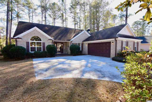 81 King George Rd, Georgetown, SC 29440 (MLS #1802010) :: The Litchfield Company