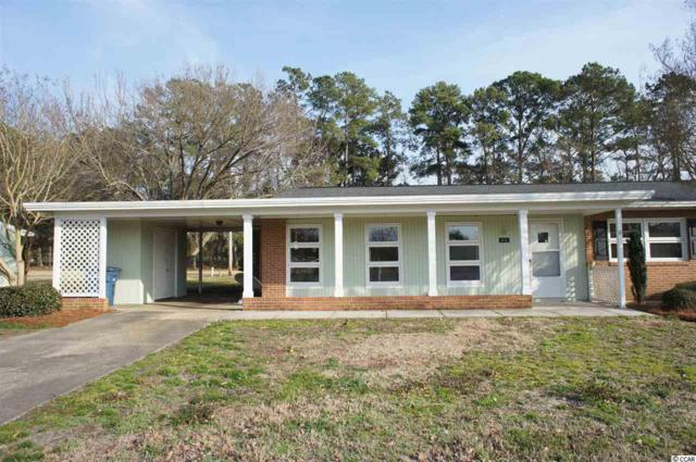 532 Juniper Drive #532, Myrtle Beach, SC 29577 (MLS #1802026) :: James W. Smith Real Estate Co.